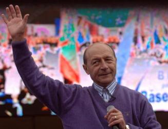 Campania lui Traian Basescu (Opinii)