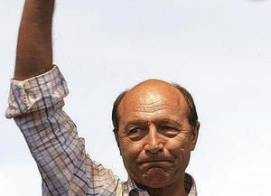 Campania lui Traian Basescu