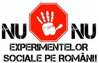 Campanie de protest fata de Guvernul Tudose: Romanii sunt cobai pentru masuri si politici netestate nicaieri in lume