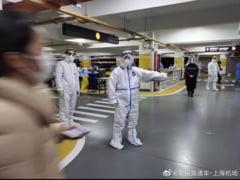 Campanie de testare in masa la aeroportul din Shanghai dupa ce mai multi angajati au fost diagnosticati cu COVID-19