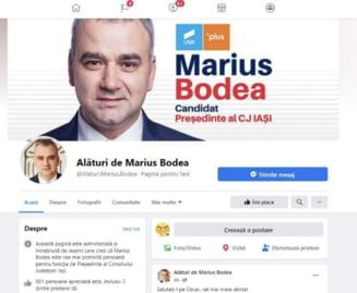 Campanie electorala murdara pe internet: Judecatorii din Iasi au inchis, in premiera, o pagina de Facebook