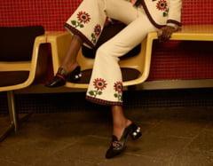 Campanie impotriva modelelor prea slabe: Femeile se infometeaza sa incapa in haine minuscule