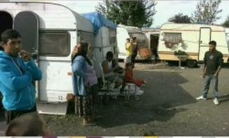 Campanie impotriva rromilor din Romania in Suedia - Iata cum sunt hartuiti