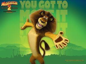 Campanie pentru copii: PD-L va invita sa vizionati Madagascar 2
