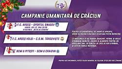 Campanie umanitara de Craciun!