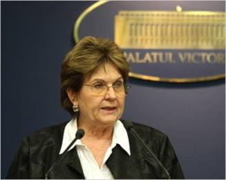 Campeanu: Cresterea varstei de pensionare la femei nu are niciun efect in urmatorii 20 ani