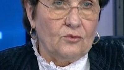 Campeanu, despre pensia sotului: Nu am ce sa-mi reprosez, oricum nu as fi stat la coada