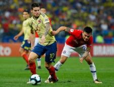 Campioana Americii de Sud s-a chinuit in sferturile Copa America, mergand mai departe la penaltiuri (Video)