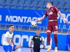 Campioana CFR Cluj, dezlantuita in Banie. CSU Craiova a pierdut al patrulea meci la rand. Cum arata clasamentul