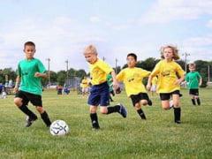 Campionat de fotbal pentru copii
