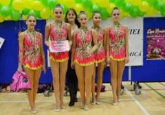 Campionatele Nationale Scolare de Gimnastica Ritmica la Targu Mures