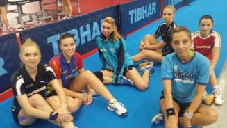 Campionatul European de tenis de masa: Romania s-a calificat la turneul final dupa o victorie superba cu Olanda