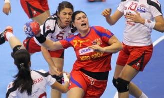 Campionatul Mondial de handbal: Romania a invins Ungaria