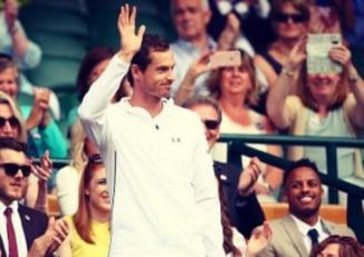 Campionul de la Wimbledon 2016, eliminat in sferturile de finala. Djokovici a abandonat