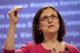 Canada, amenintata cu blocarea unui acord in PE daca mentine vizele pentru romani