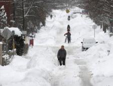 Canada, lovita de o furtuna de zapada: traficul este paralizat