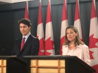 Canada reactioneaza dur la taxele impuse de Trump: Un afront fata de miile de canadieni care au luptat si au murit alaturi de fratii lor americani