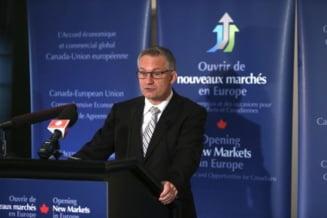 Canada spune ca va colabora cu Romania pentru eliminarea, in scurt timp, a vizelor