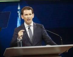 Cancelarul Austriei: UE are nevoie de un nou tratat si de sanctiuni pentru incalcarea normelor democratice
