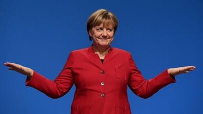 Cancelarul Germaniei s-a imunizat cu prima doza din AstraZeneca