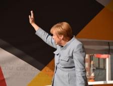 Cancelarul german Angela Merkel reafirma decizia tarii sale de a finaliza proiectul Nord Stream 2