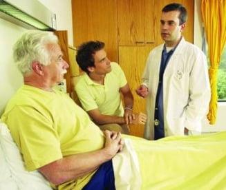 Cancerul la barbati, diagnosticat, in majoritatea cazurilor, mult prea tarziu