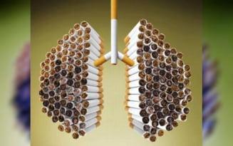 Cancerul la plaman devine o epidemie din cauza fumatului