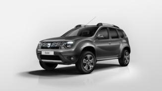 Cand ajunge in Romania noul model Dacia Duster cu cutie automata