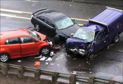 Cand au loc cele mai multe accidente auto