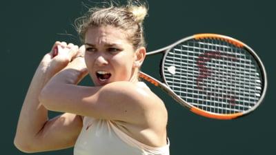 Cand e primul meci al Simonei Halep la Wimbledon