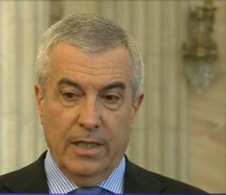 Cand isi lanseaza Tariceanu partidul: 20 de liberali il urmeaza (Video)