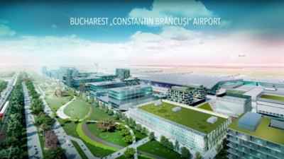 """Cand s-ar putea deschide Aeroportul """"Constantin Brancusi"""" din sudul Bucurestiului"""