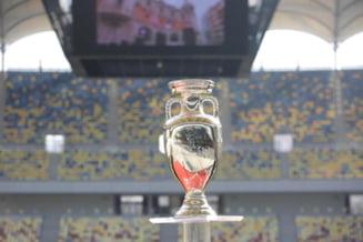 Cand se joaca meciurile de la EURO la Bucuresti