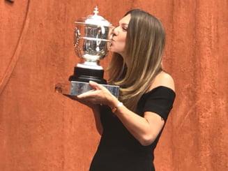 Cand se va intoarce in Romania campioana de la Roland Garros. Programul complet al Simonei Halep