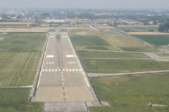 Cand va fi gata pista aeroportului Brasov-Ghimbav