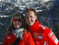 Cand va vorbi Corinna Schumacher despre sotul ei Michael