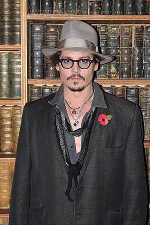 Cand vedetele clacheaza - ciudateniile lui Johnny Depp
