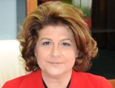 Cand vom avea salarii ca in restul UE - Promisiunea ministrului Rovana Plumb