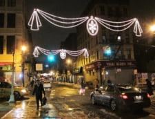 Cand vor fi aprinse luminile de sarbatori in Capitala