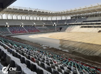 Cand vor fi finalizate noile stadioane din Bucuresti