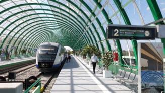 Cand vor incepe sa circule trenurile intre Gara de Nord si Aeroportul Otopeni. Trei operatori vor gestiona zilnic 72 de curse