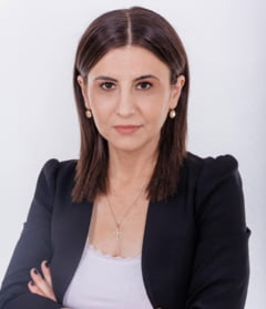 """Candidata din partea PMP, Ioana Constantin, situata pe locul 3 cu 7,75%: """"Alegerile de la Sectorul 1 au fost fraudate"""""""