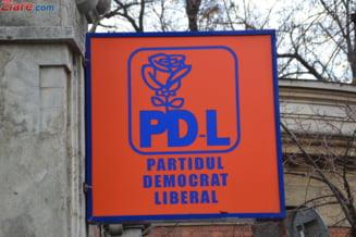 Candidatii PDL pentru prezidentiale isi incep campania - sambata, primele alegeri