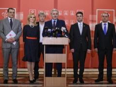 Candidatii PSD din Capitala: Trei primari in functie, doi deputati si doi senatori, unul fiind urmarit penal