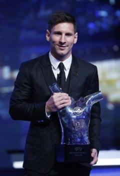 Candidatii pentru golul anului - ce bijuterie a reusit Messi (Video)