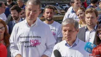 Candidatul Aliantei USR PLUS la prezidentiale va fi Ciolos sau Barna, confirma liderul PLUS