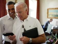 Candidatul democrat Joe Biden ar fi adunat in august fonduri record pentru campania electorala, de peste 300 milioane de dolari