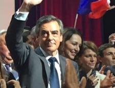 Candidatul dreptei la prezidentialele din Franta va fi fostul premier al lui Sarkozy, Francois Fillon - rezultate partiale