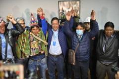 Candidatul socialist Luis Arce castiga alegerile prezidentiale din Bolivia din primul tur, potrivit unui exit-poll