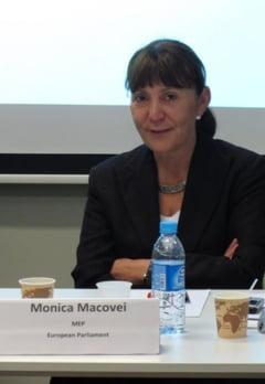 Candidatura independenta a Monicai Macovei (Opinii)